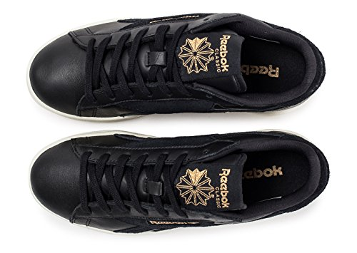 Reebok Npc Uk Ad Dame Sneaker Sort Sort / Klassiske Hvide 7lLV4