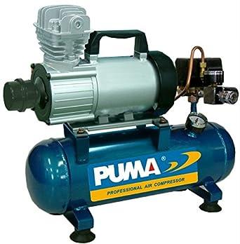Amazon.com: PD1006, Puma 12 Volt Air Compressor, 3.5 CFM, 1 HP, 150
