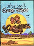 img - for Thelwell Goes West book / textbook / text book