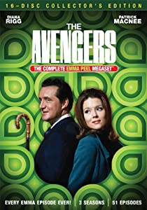 The Avengers: The Complete Emma Peel Megaset by Lions Gate