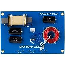 Dayton Audio XO2W-2.5K 2-Way Crossover 2,500 Hz