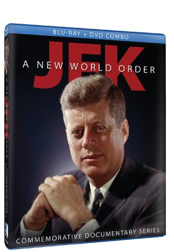 (JFK - A New World Order - Commemorative Documentary Series - BD/DVD Combo [Blu-ray])