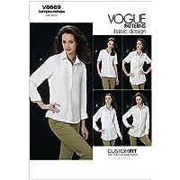 Vogue Patterns V8689 - Patrones de Costura