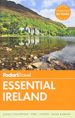 Fodor's Essential Ireland (Full-color Travel Guide) cover