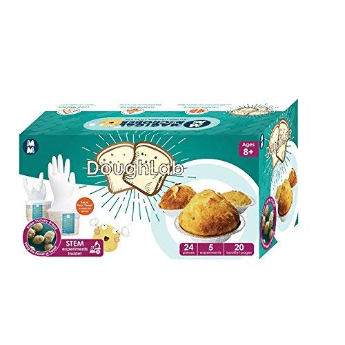 Magical Microbes DoughLab STEM Kit: Bake and Learn by Magical Microbes (Image #2)