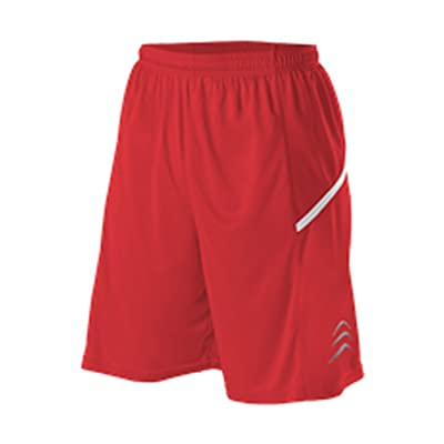 Alleson YOUTH BOYS WARM UP SHOOTER BASKETBALL SHORT 5URB1PY