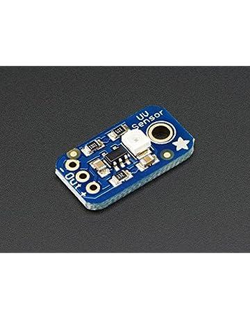 Adafruit GUVA-S12SD Breakout - Placa para Sensor de luz UV (analógica)