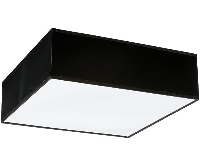 Modern led lampada da soffitto con watt lumen kelvin