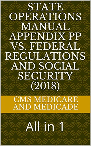 amazon com state operations manual federal regulations and social rh amazon com wisconsin state operations manual-nursing homes wisconsin state operations manual-nursing homes