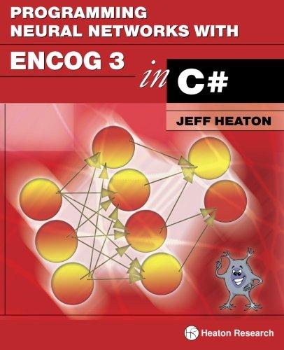 Programming Neural Networks with Encog3 in Java
