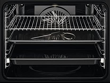 AEG BPE642120M Electric oven 71L A+ Acero inoxidable - Horno ...