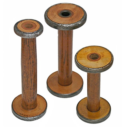 - NACH Bobbin Trio Candlestick Set