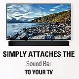 Mounting Dream Soundbar Mount Sound Bar TV Bracket
