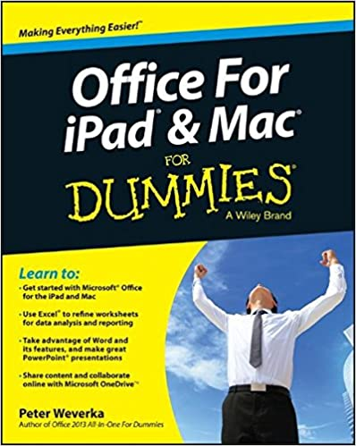 Buy Excel 2013 All-in-One For Dummies mac
