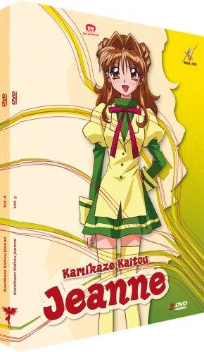 DVD Kamikaze Kaitou Jeanne Vol. 3 [2 DVDs] [Import allemand]