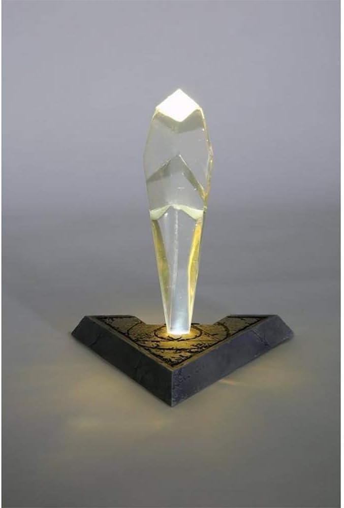 "The Dark Crystal Shard Replica 8.5"" LED Skeksis Castle Statue Figure Prop NIB"