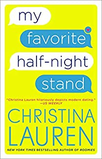 Book Cover: My Favorite Half-Night Stand