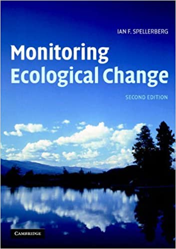 Monitoring Ecological Change by Ian Spellerberg (2009-06-01)