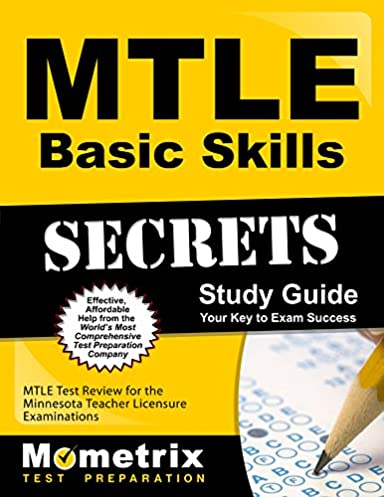 mtle basic skills secrets study guide mtle test review for the rh amazon com illinois basic skills test study guide 300 alabama basic skills test study guide