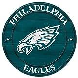 WinCraft NFL Philadelphia Eagles 56724011 Wood Sign, 19.75''