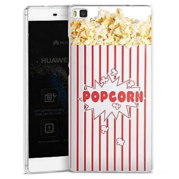 coque huawei p8 lite 2017 pop corn