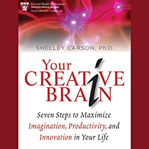 Your Creative Brain Audiobook