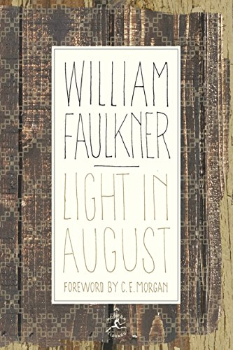 Light in August: The Corrected Text ()