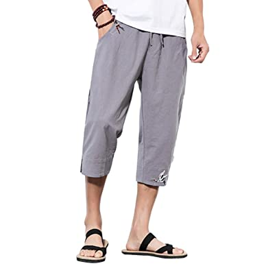 Targogo Baggy Harem Pants Aladdin Pants Hombres Bloomers ...
