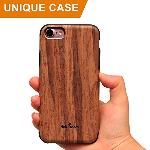 NeWisdom Stylish Rubberized iPhone7 iphone8