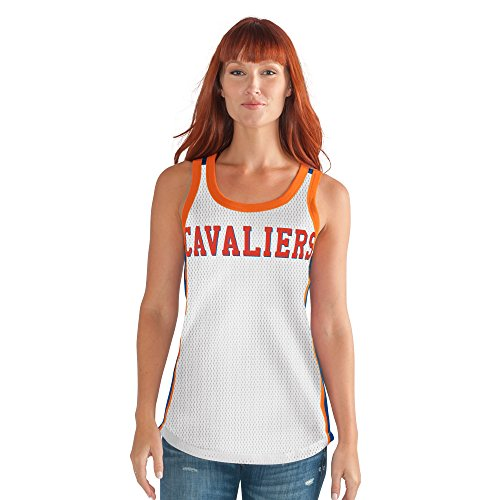GIII For Her NBA Cleveland Cavaliers Women s Opening Day Mesh Tank Top e0156ccbe