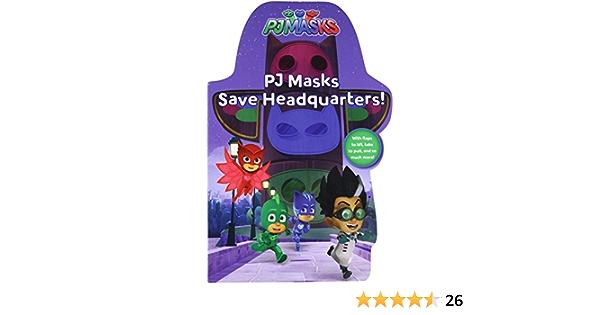 Pj Masks Save Headquarters! : Pendergrass, Daphne, Style ...
