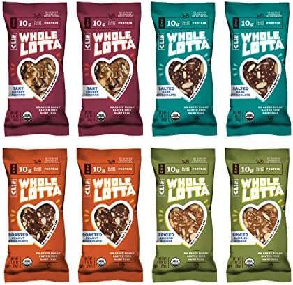 Granola & Protein Bars: Clif Whole Lotta