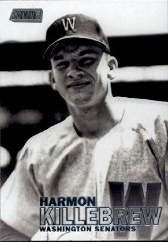 2016 Topps Stadium Club #286 Harmon Killebrew Washington Senators Baseball Card