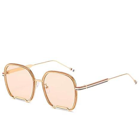 Yangjing-hl Gafas de Sol Net Red Trend Gafas de Sol ...