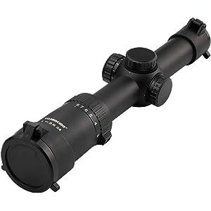 Visionking Optics 1-8×24 Long Eye Relief Rifle Scope