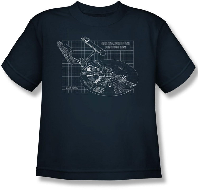 Star Trek - Youth Enterprise Prints T-Shirt