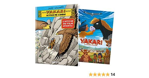 Yakari Tome 41 Le Fils De L Aigle French Edition Giacometti Xavier Derib 9782803678921 Amazon Com Books