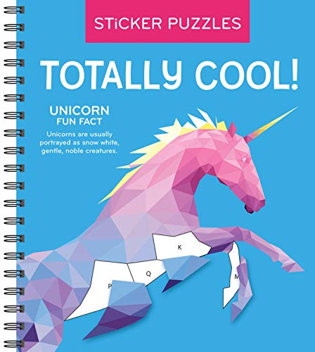 (Sticker Puzzles: Totally Cool!)