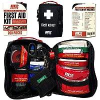 M2 Basics 200-Pieces of Premium First Aid Kit