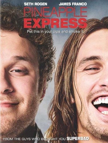 Pineapple Express POSTER Movie (11 x 17 Inches - 28cm x 44cm) (2008) (Style D)