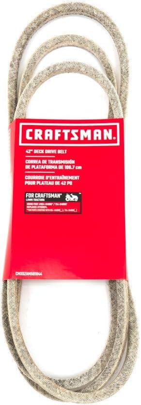 Craftsman CMXGZAM501044 42-Inch Deck Lawn Mower Drive Belt OE# 754-04060C