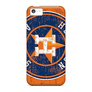 Iphone 5c LkG4266KqxX Houston Astros Tpu Silicone Gel Case Cover. Fits Iphone 5c