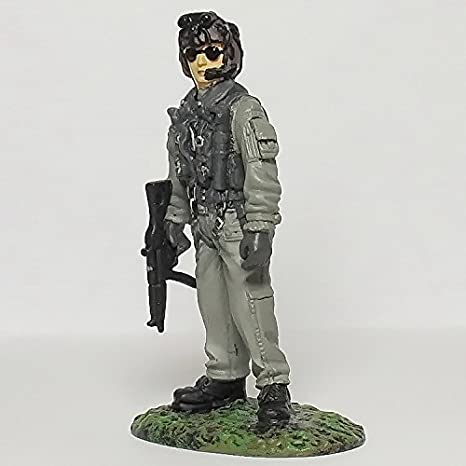 Frontline Special Forces Night Stalker Pilot USA Piombo