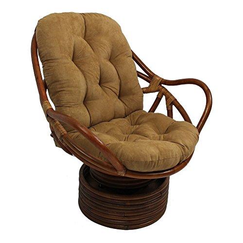 Swivel Rocker Chair Cushion - 2