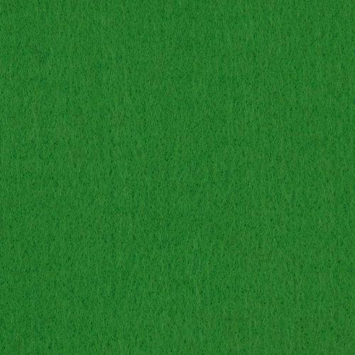 Kunin 72'' Rainbow Felt Apple, Green, Fabric by The ()