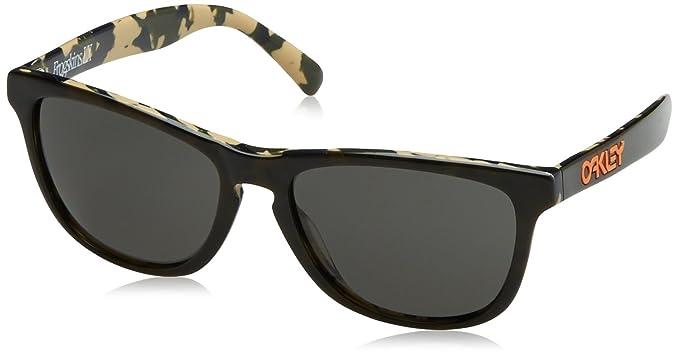 Oakley Gafas de sol Global Frogskin Lx Night Camo, 56: Amazon.es: Ropa y accesorios
