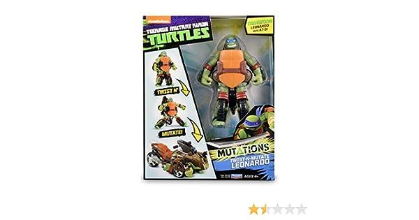 Tortugas Ninja - TMNT Mutation vehiculos con Tortuga ...