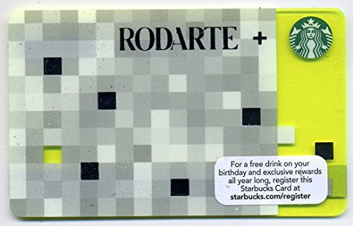 starbucks-gift-card-rodarte-special-edition-brand-new-2012