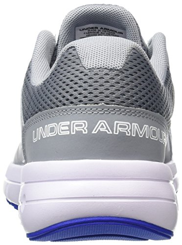 Under 2 Dash Armour Scarpe Uomo Running Grigio Steel UA RN wOOU7rn1q