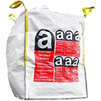 desabag 1.1013 Big Bag 90 x 90 x 110 cm, BB, advertencia